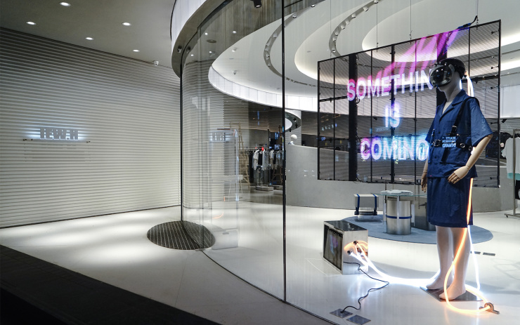 IEW.H上海旗舰店 | 多元无尽的探索之旅